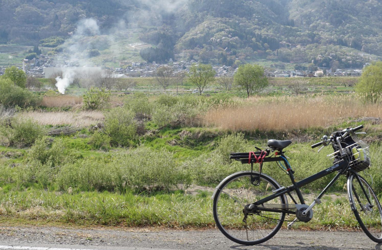 自転車 サイクリング ポタリング ツーリング 旅 ブリジストン