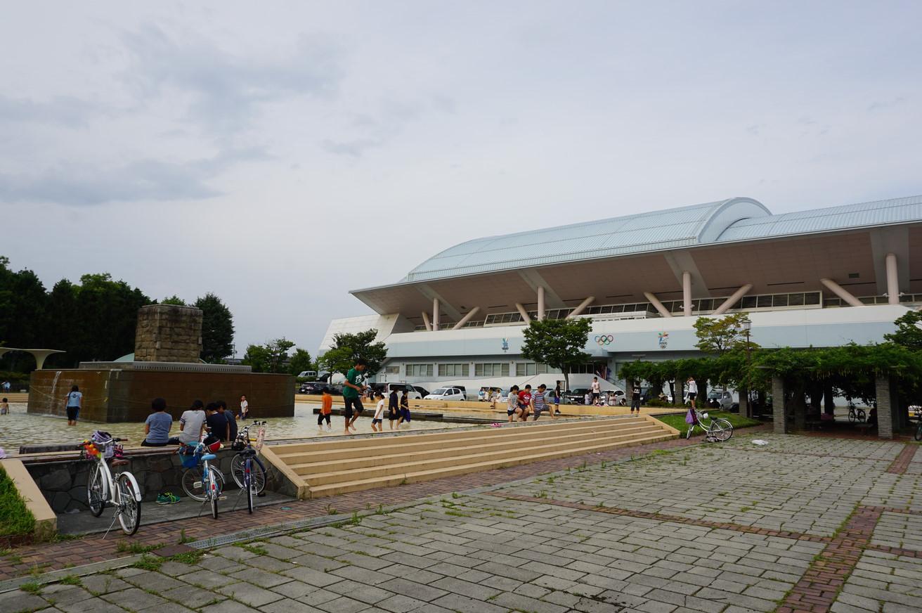 アクアウィング 長野オリンピック