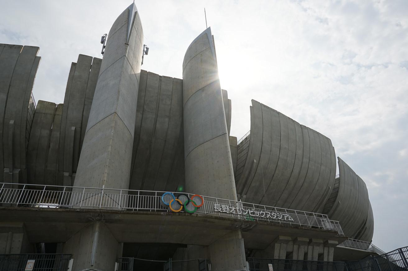 長野オリンピックスタジアム 長野オリンピック